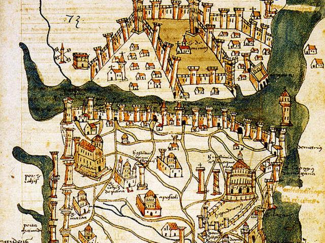 Quiz Medieval Maps Medievalistsnet