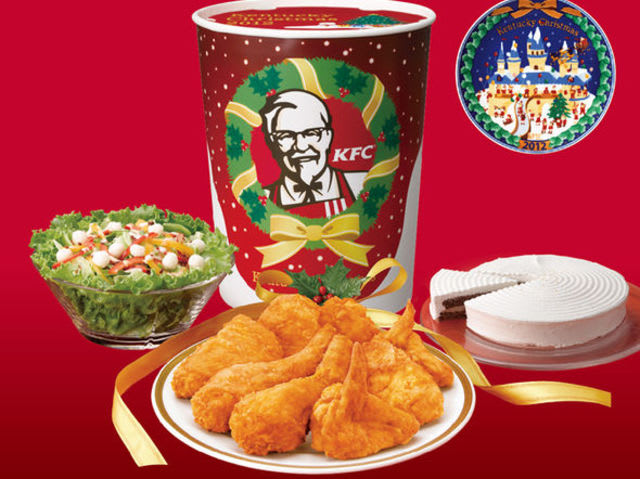 Which country loves this for Christmas?