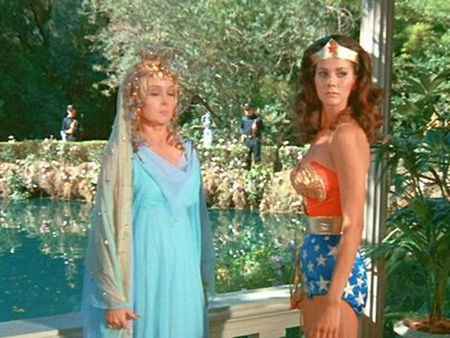 What was the original name of Wonder Woman's home island?