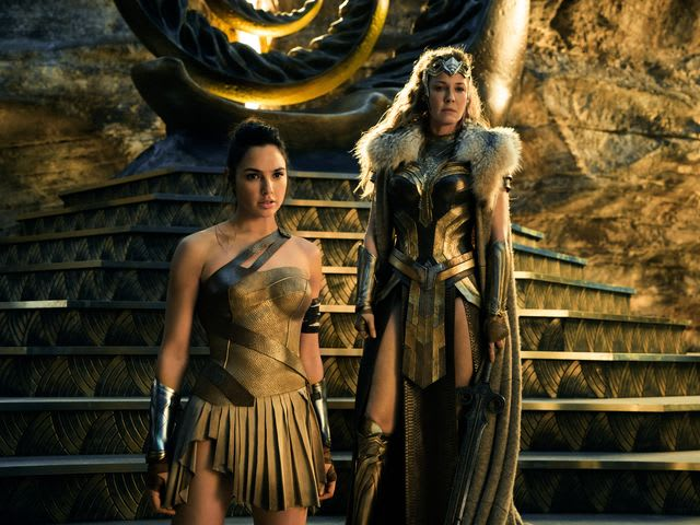 Wonder Woman's mother is Hippolyta, Queen of Themyscira.