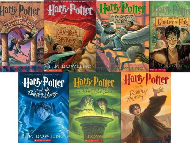 Did you read the books before you watch the movies?