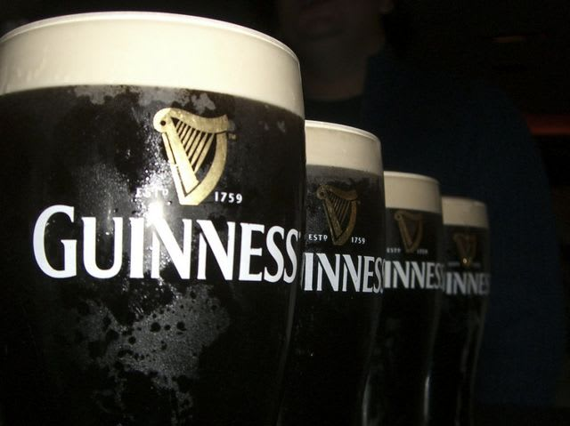How many different variations of Guinness are there?