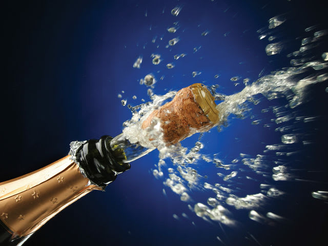 Champagne Corks kill around 20 people every year. Most are killed at weddings