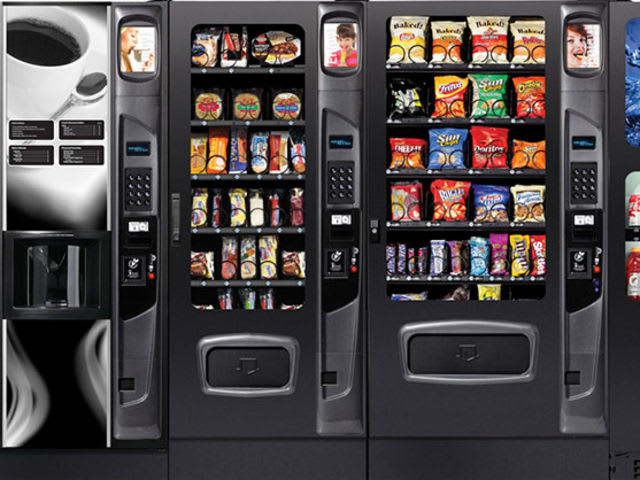 Vending machines are responsible for an average of 13 deaths a year
