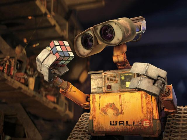 The man who created the voice of Wall-E also created the voice of which other legendary cinematic robot?