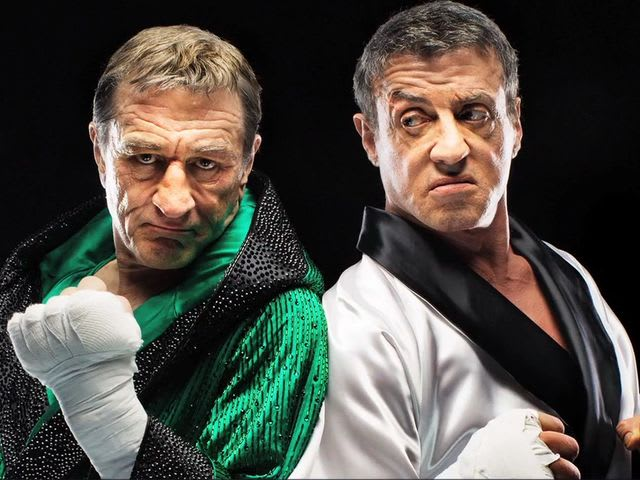 In quale film Stallone e De Niro si scontrano sul ring?