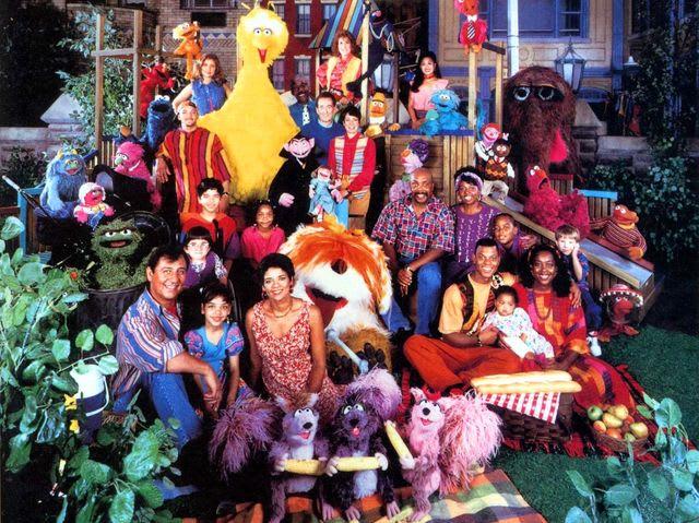 Sesame Street timeline 1969-2009 - YouTube