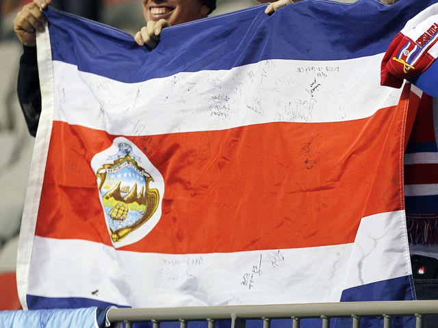 Costa Rica and Uruguay square off in the first game of Group D. Costa Rica finished second to the United States in CONCACAF qualifying. Uruguay finished fourth in the 2010 World Cup.