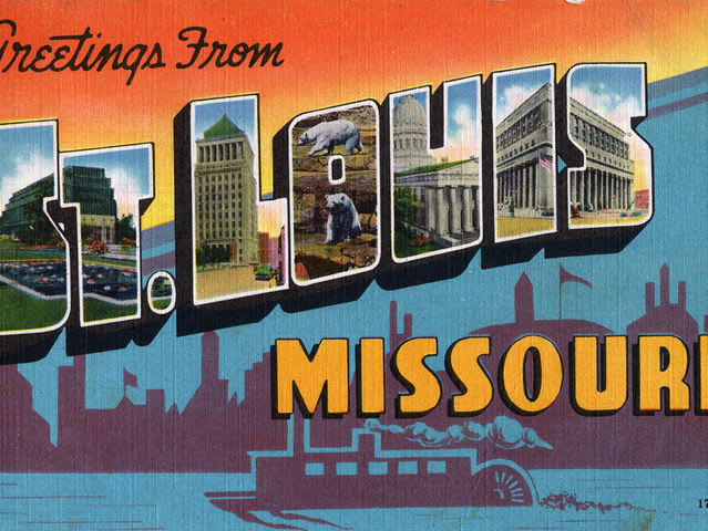 Jefferson City is actually Missouri's capital, not St. Louis, in spite of the iconic arch.