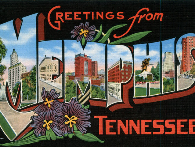 Nashville is the capital of Tennessee, not Memphis!