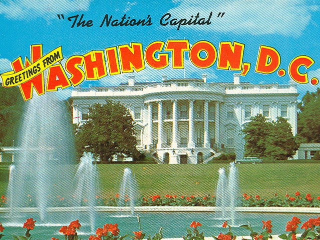 Our nation's capital isn't part of any state!