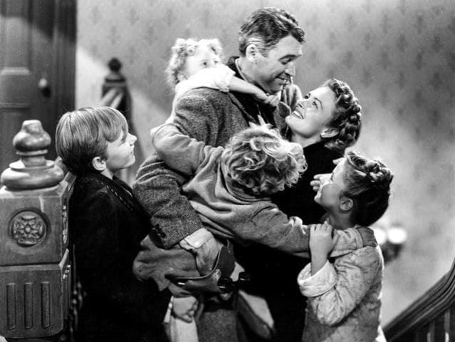 "Why didn't the FBI like classic holiday movie ""It's A Wonderful Life""?"