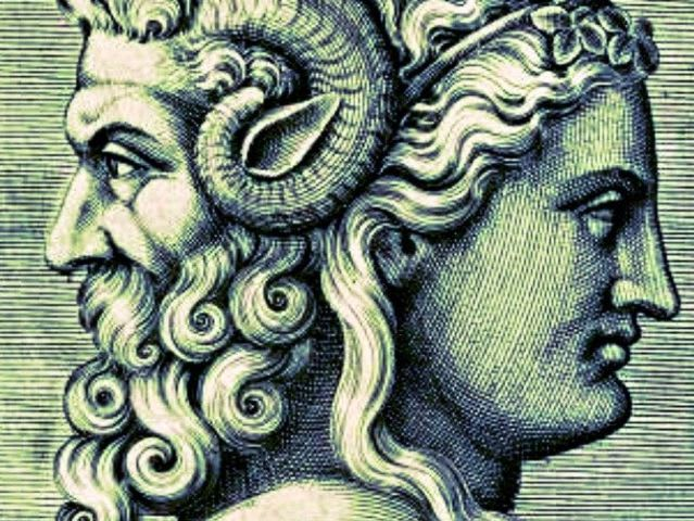 The month is named after Roman god Janus, who is always looking to both the past and the future!