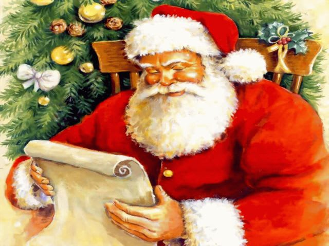 Our modern interpretation of Santa can't be claimed by any one person or company. Influences, besides Coca-Cola, include writers Washington Irving and Clement Clarke Moore, historian John Pintard, and illustrator Thomas Nast.