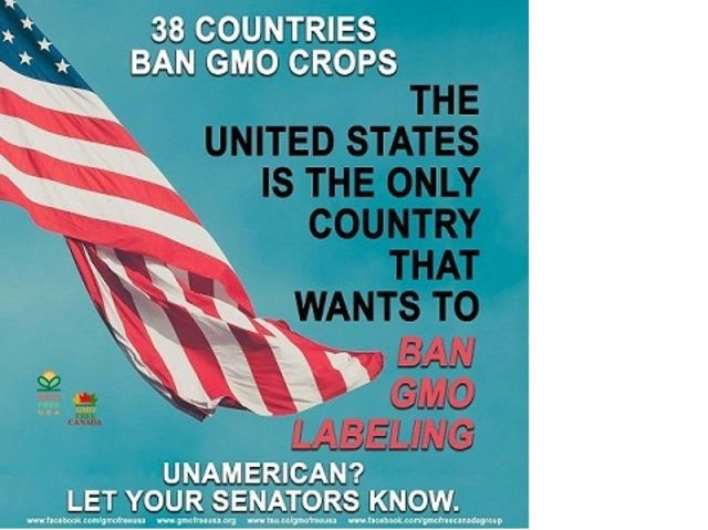"(Freebie)  The major logic problem with this ""GMO Free USA"" meme is:"