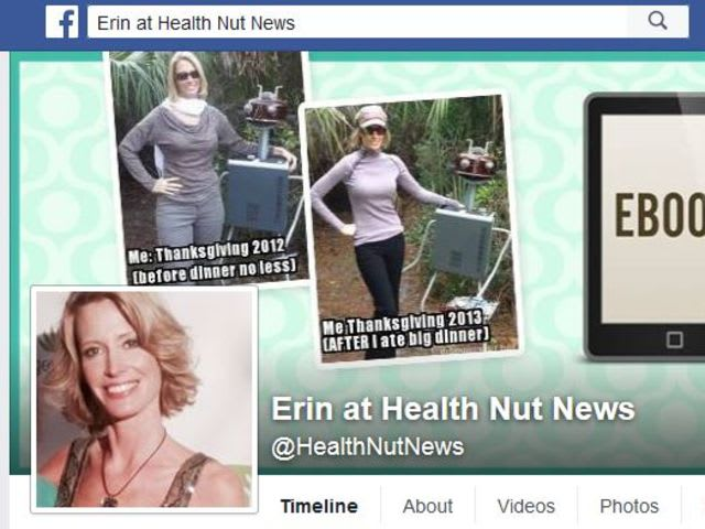 Which of these theories was *NOT* proposed by Erin of Health Nut News?
