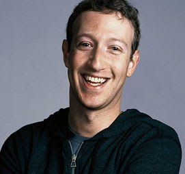 Mark Zuckerberg (Facebook CEO)