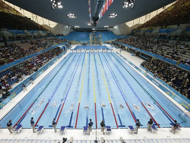 how many olympic sized swimming pools would you need to contain hezbollahs missile arsenal