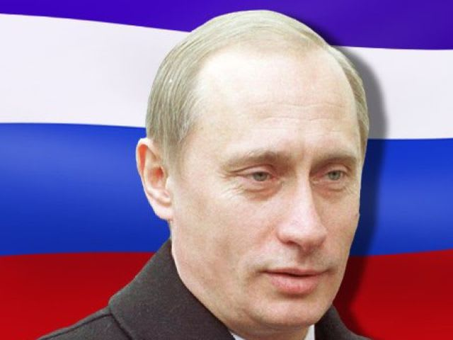 The day Putin was first elected President?
