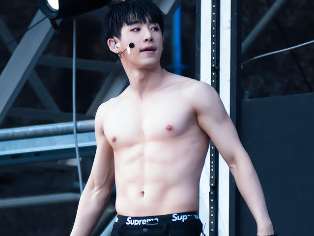 U Kwon Abs Can You Guess These K-...