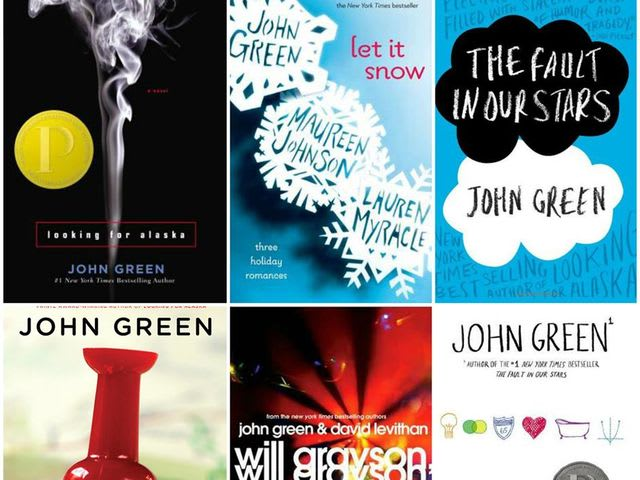 Which of these is not a minor character in a John Green book?