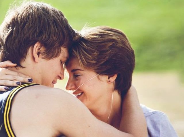 What will maybe be Gus and Hazel's 'Always' in TFIOS?
