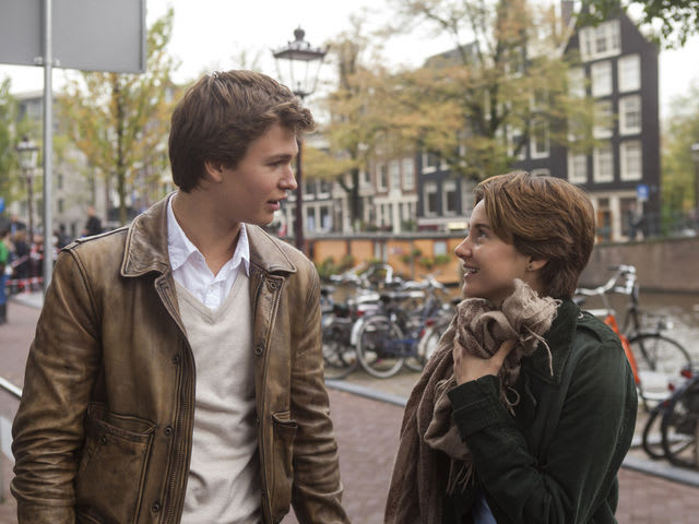 How do Gus and Hazel help Isaac get his revenge on his girlfriend in TFIOS?