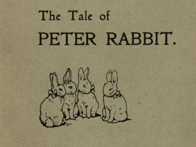 "Who's the owner of a garden dangerous for rabbits to visit in ""The Tale of Peter Rabbit""?"
