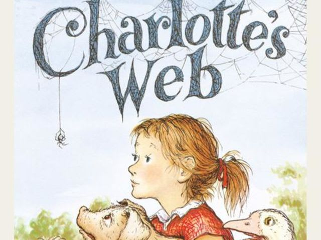 "In ""Charlotte's Web"", little girl Fern adopted a piglet and named him..."