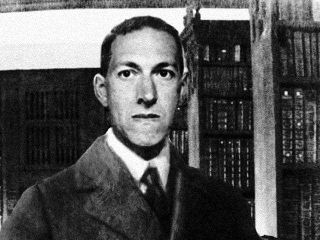 H.P. Lovecraft wrote The Call of Cthulhu and Other Weird Stories!