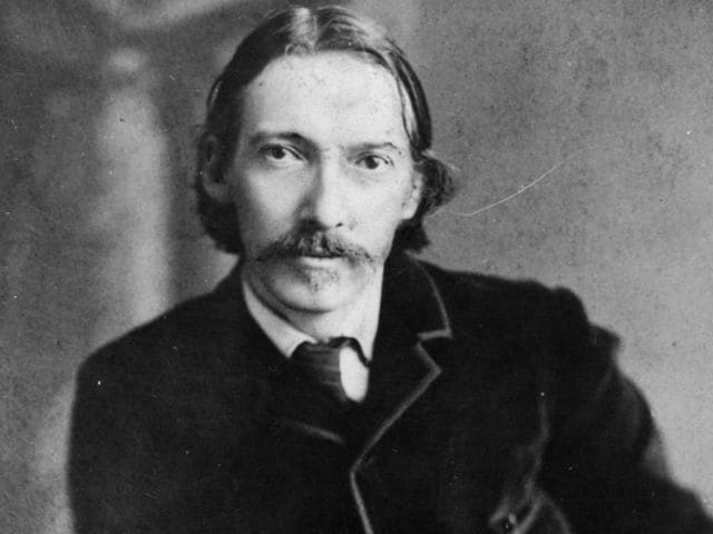 Robert Louis Stevenson wrote The Strange Case of Dr. Jekyll and Mr. Hyde!