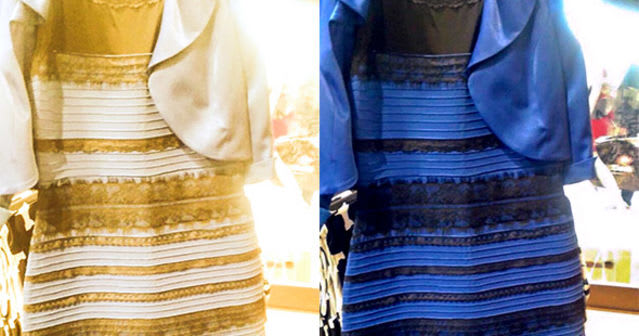 Dress what color is it really