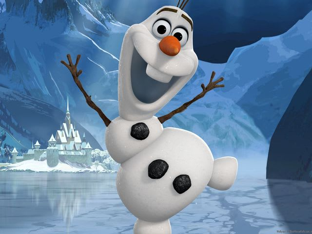 Olaf! Love this guy.