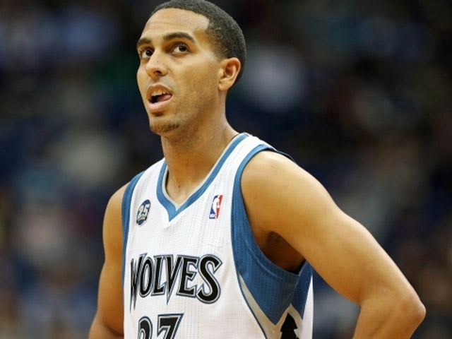 Is Kevin Martin still in the league?