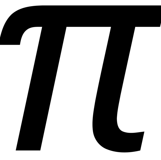 What are the first ten digits of pi?
