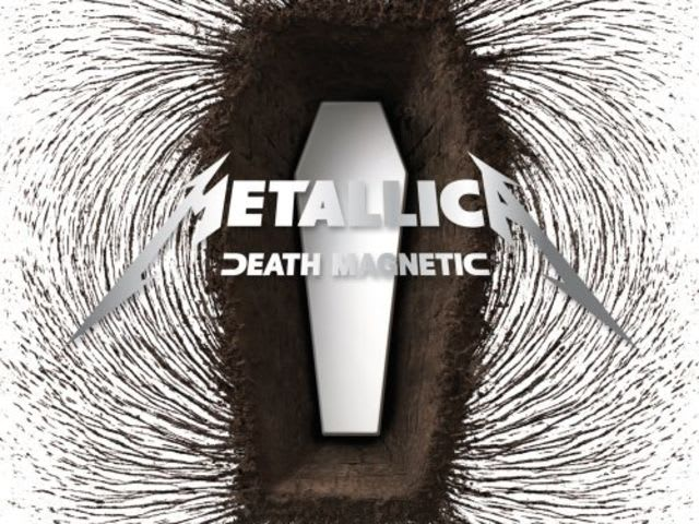 When Did Death Magnetic Came out ?