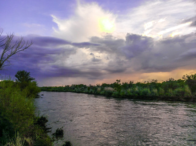 Answer: Rio Grande means Great River in Portuguese and Spanish!