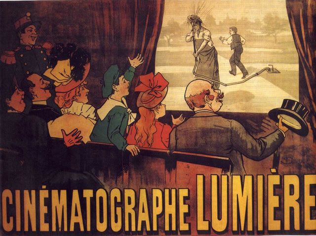 Lumière means what in French?