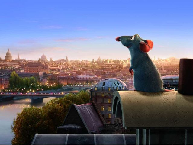 What does 'Ratatouille' mean in French?