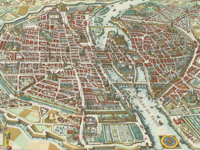 Can you guess the city by its map Take our quiz