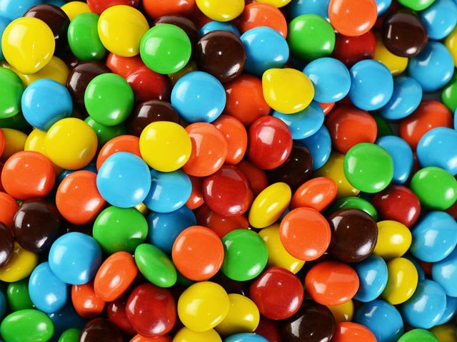 What's your favorite kind of M&Ms?