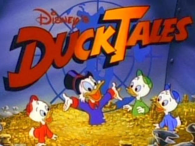 In Disney's classic DuckTales, what's the name of the adorable little girl duck who lives in Scrooge's mansion with her grandmother?
