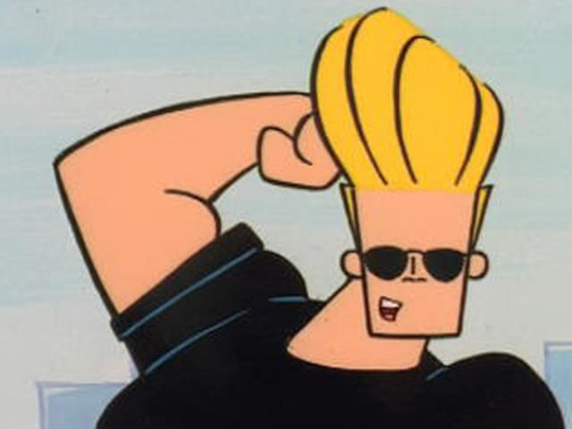 What was Johnny Bravo's catchphrase?