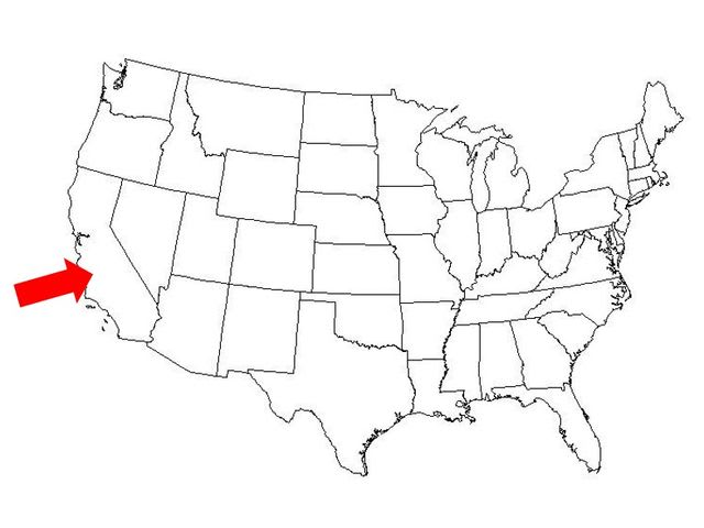 Can You Pass A Basic USA Geography Quiz Playbuzz - Basic us map