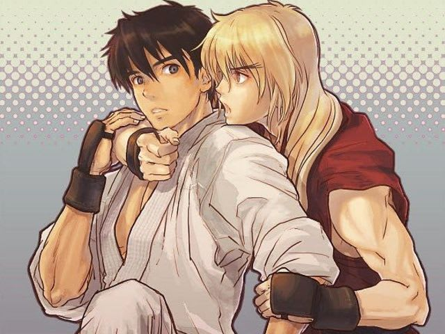 What Is Ryu's Relationship With Ken?