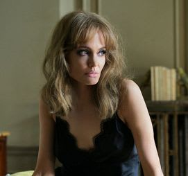 Angelina Jolie, By The Sea