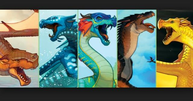 Which Dragonet Of Destiny From The Wings Of Fire Series Is