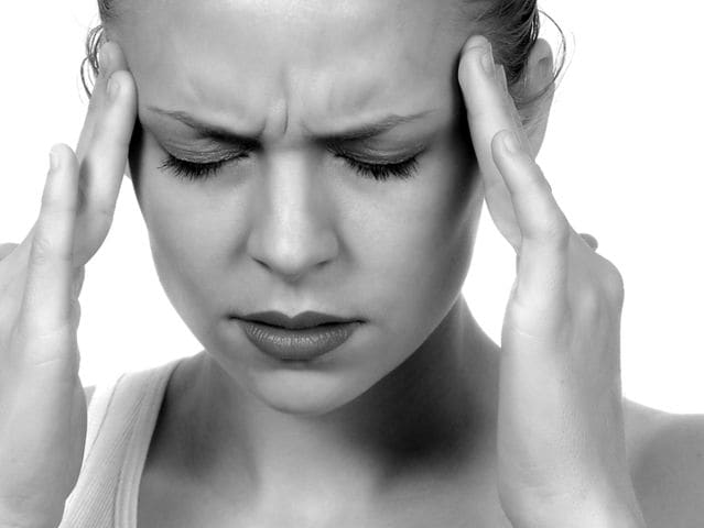 Do you experience: Frequent headaches, jaw clenching or pain?