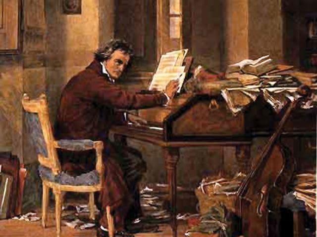 List of compositions by Ludwig van Beethoven
