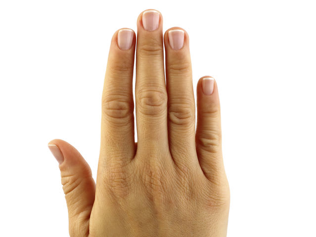 Is your index finger shorter than your ring finger?